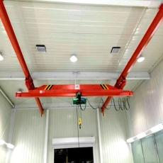 常州LX型电动悬挂起重机