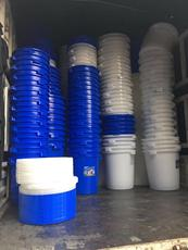 广州乔丰塑胶桶,广州塑料周转箱送货上门