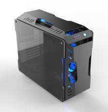 F907電競網伽游戲水冷機箱
