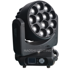 12*40W OSRAM RGBW 4in1 Led Zoom Moving Head