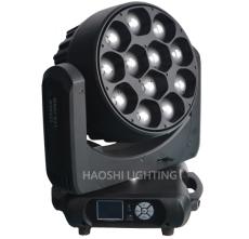 LED 12x40w 调焦染色光束灯