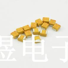 貼片鉭電容10UF 16V 10% SIZE A  AVX品牌