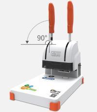 金典GD-N3168財務憑證裝訂機小巧省力