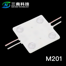 4LED-3030 module High brightness and low attenuation