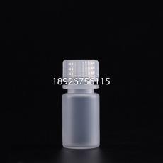 PP聚丙烯半透明广口试剂瓶15ML耐高温高压样品瓶