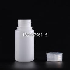 HDPE試劑瓶白色耐低溫60ML廣口瓶子高密度聚乙烯瓶樣品瓶