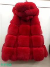 狐貍毛服裝