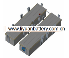 62.3kwh High Performance Lithium Ion Battery Pack for EV/Hev/Phev/Erev/Logistics Vehicle