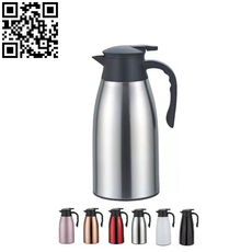 歐式咖啡壺(Stainless Steel Vacuum Coffee Pot)ZD-KFH025