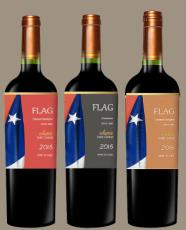 智利国旗精选系列