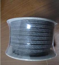 耐酸堿含油黑四氟盤根 江蘇