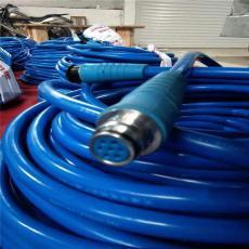 MHYBV-7-2礦用通信拉力電纜