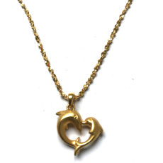 YYN20-006  Stainless steel necklace