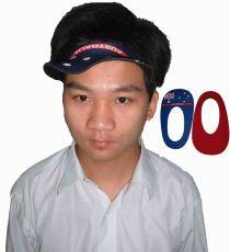 DCAP005 sun hat
