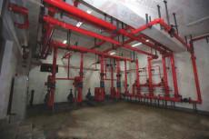 消防简易喷淋装置施工 深圳消防公司
