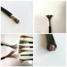 加粗加大鋼絞線索道通信電纜HYAC