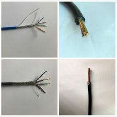 屏蔽控制软电缆KVVRP 12X1.0