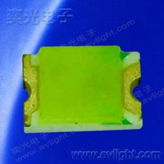 0805貼片冰藍色LED