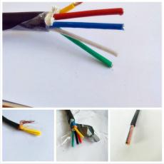 铜箔屏蔽控制电缆KVVP2