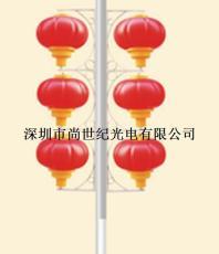 LED 磨砂燈籠500MM3連串