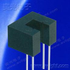 ITR9809側向槽寬5.0mm透光槽0.5mm槽型光耦