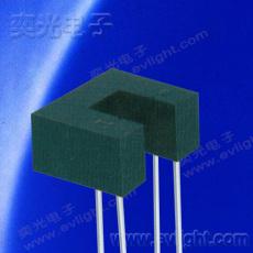 ITR9702/F23側向槽寬5.0mm槽型光耦