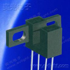 ITR8403-R5槽寬3.8mm帶固定耳的槽型光耦