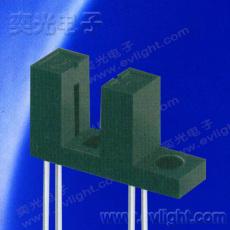 ITR9803帶一個固定耳5.0mm槽寬槽型光耦