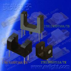 ITR-20601貼片式1.1mm槽寬槽型光耦