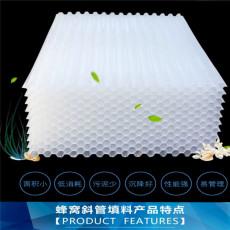 蜂窩斜管填料材質說明