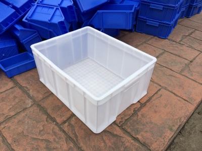 绵阳塑料零件盒 绵阳工具盒  绵阳斜口物料盒