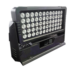 IP65 66x10w RGBW 4in1 LED Wall Washer Stage Light