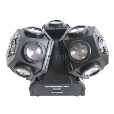 3 Heads Disco Rotating Ball Laser Beam Moving Head