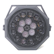 18x10w Whirlwinds American DJ LED Lights