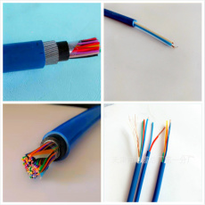 HUYBV-20×2×0.5礦用聚乙烯絕緣通信電纜