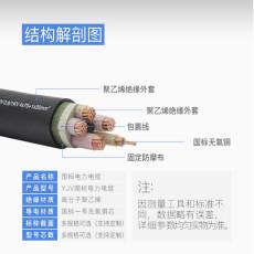 KFF22氟塑料护套耐高温控制电缆
