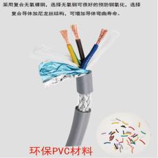 白色室內通信電纜HYV