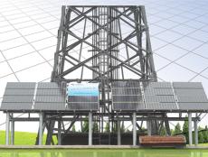 通訊基站新能源放電系統