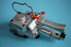 臺灣KBQ-19氣動免扣打包機|PET氣動免扣打包機|塑鋼帶氣動免扣打包機