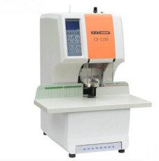 雷盛 CD-5100智能全自動打孔財務裝訂機液晶
