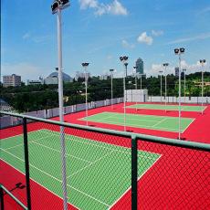 硅PU球場材料 運動場地膠 硅PU球場塑膠面層