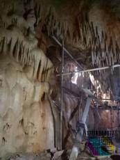 溶洞施工 水泥溶洞餐廳洞穴酒店制作仿真山洞施工