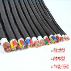 国标屏蔽控制电缆KVVP MKYJVP电缆
