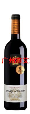 阿尔瓦雷茨橡木桶陈酿红葡萄酒