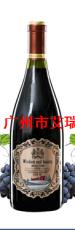 智然美128干红葡萄酒