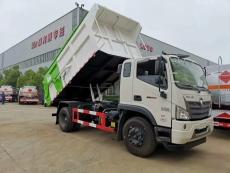 楚飞牌CLQ5160ZXL6BJ厢式垃圾车