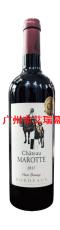马洛特骑士古堡红葡萄酒