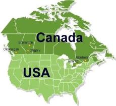 加拿大UPS-纯电池专线包税到门