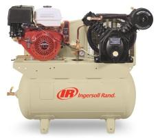 英格索蘭燃氣驅動兩級高壓活塞空壓機