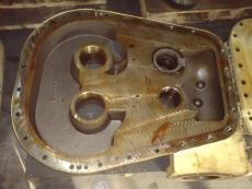 英格索蘭二級壓縮主機日常保養